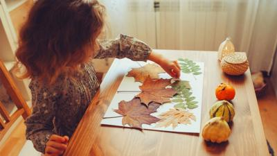 Five autumn arts and crafts ideas for kids