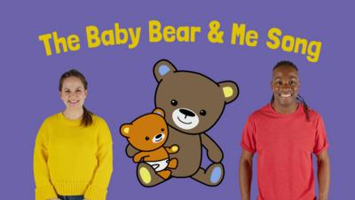 The Baby Club - Baby Bear and Me Song