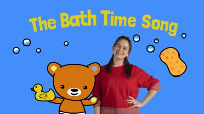 The Baby Club - The Bath Time Song