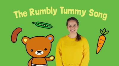 The Baby Club - The Rumbly Tummy Song