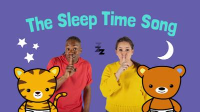 The Baby Club - The Sleep Time Song