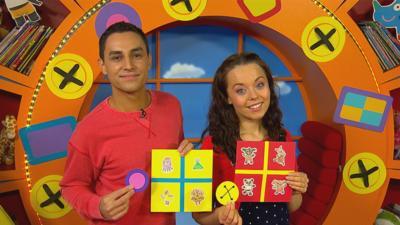 CBeebies House - Make your own Bing and Duggee bingo cards