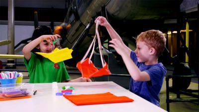 Bitz & Bob - Bitz & Bob parachute