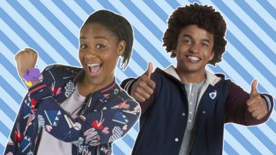 The Let's Go Club - Swap a wristband for a Blue Peter badge!