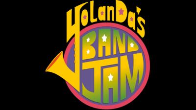 YolanDa's Band Jam logo.