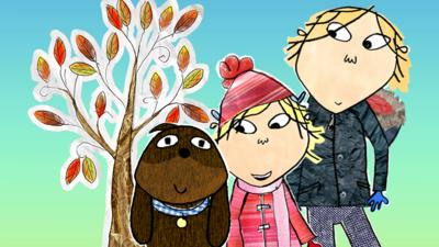 Charlie and Lola - New Charlie and Lola Story