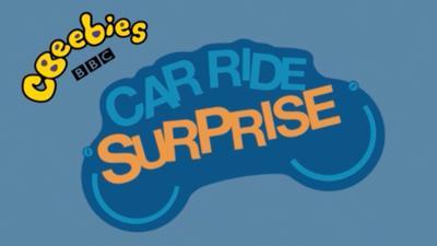 CBeebies House - Car Ride Surprise