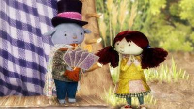 The Adventures of Abney & Teal - Abney's Magic Show