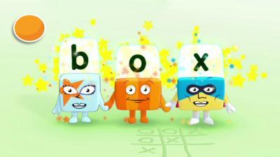 Alphablocks - Box
