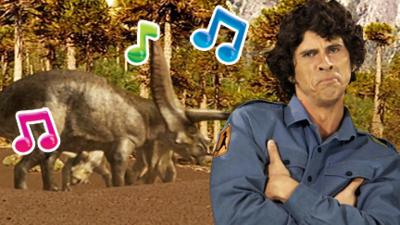 Andy's Prehistoric Adventures - The Triceratops Rap