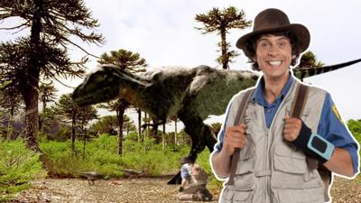 Andy's Prehistoric Adventures - Tyrannosaurus Rex Facts