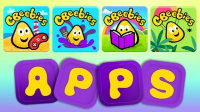 CBeebies Apps