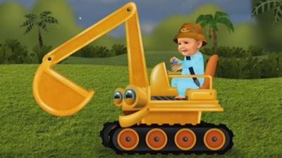 Baby Jake - Diggery the Digger