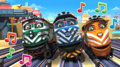 Chuggington - Chuggineers Song