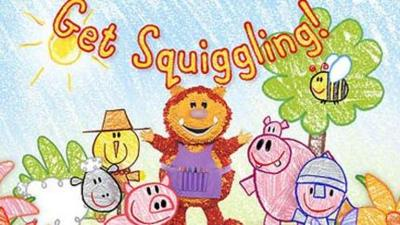 Get Squiggling! - Get Squiggling! Theme Song