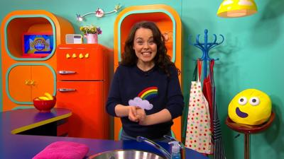 CBeebies House - Washing Your Hands song