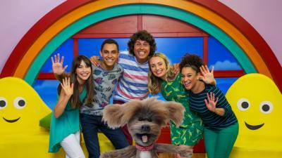 CBeebies House - Which CBeebies House friend are you?