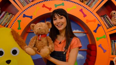 CBeebies House - Turn your toy into Waffle