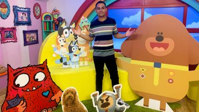 CBeebies House - Who is your favourite CBeebies friend?