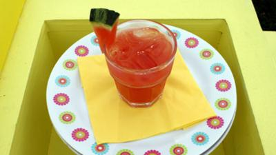 I Can Cook - Watermelon Cooler