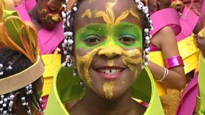 Let's Celebrate - Celebrating Carnival