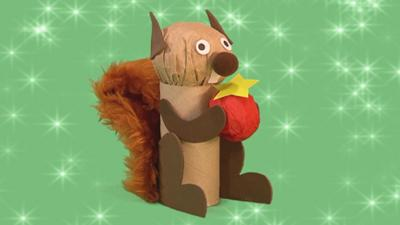 Mister Maker - Cute Squirrel