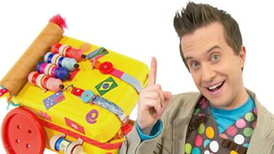 Mister Maker - Around the World Song