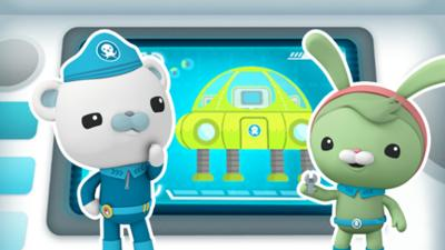Octonauts - Octo-Lab Assembly