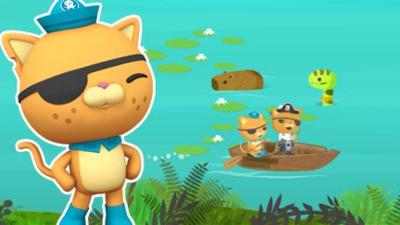 Octonauts - Amazon Adventure