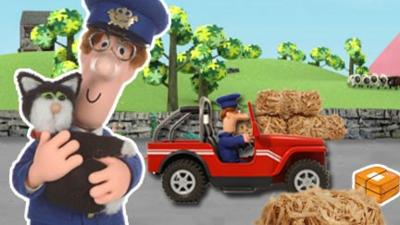 Postman Pat - Postman Pat Special Delivery Race