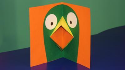 CBeebies House - Duck Card