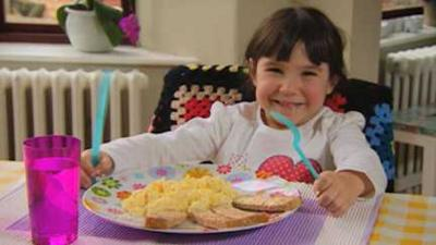 CBeebies House - The Lunchtime Song