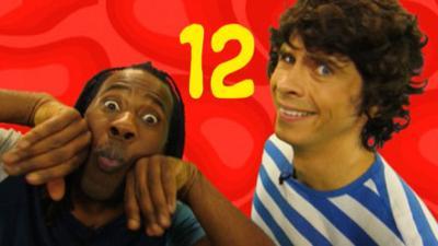 Number Rap 12