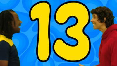Number Rap 13