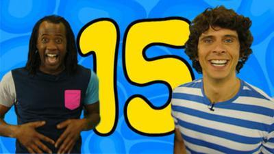 Number Rap 15