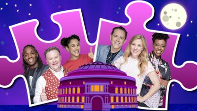 CBeebies Prom – Off to the Moon - CBeebies Prom Jigsaw