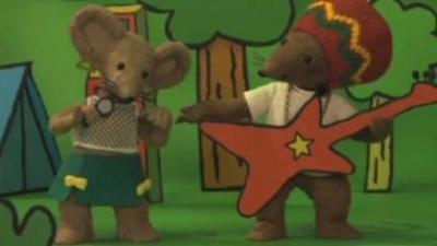 Rastamouse - Beat-boxing Song