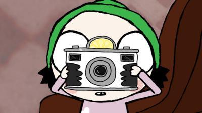 Sarah and Duck - Camera