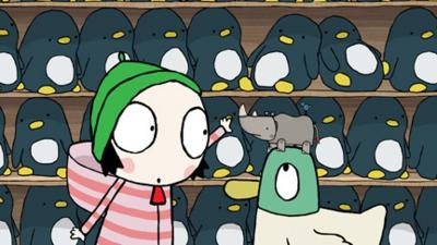 Sarah and Duck - Sarah and Duck on CBeebies Radio