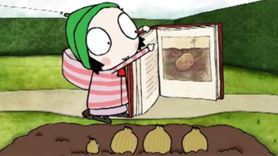 Sarah and Duck - Lots of Shallots