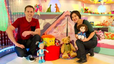 Show Me Show Me - Show Me Show Me on CBeebies Radio
