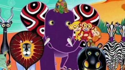 Tinga Tinga Tales - Tinga Tinga Tales Theme Song