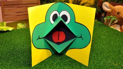 Tree Fu Tom - Zigzoo Card