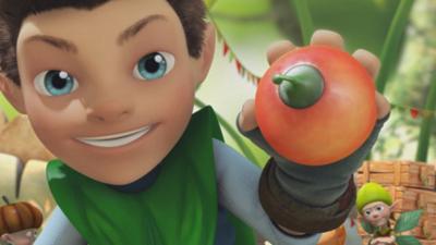 Tree Fu Tom - The Super Arrow Spell