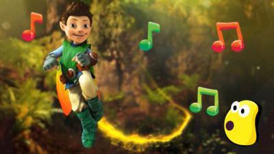 Tree Fu Tom - Tree Fu Tom Karaoke Theme Song