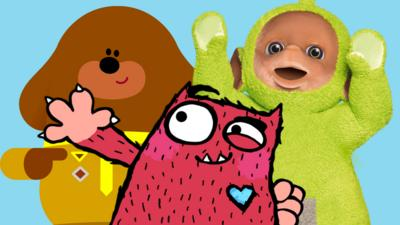 Do you know the famous voices of CBeebies?