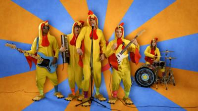 CBeebies Radio - Hey There Chicken