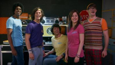 CBeebies Radio - Remember You're An Odd Sock