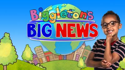 Biggleton - Biggleton's Big News