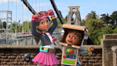 Bitz & Bob - Bridges
